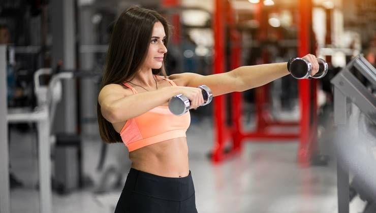 至少还活着的话,做肌肉运动吧!