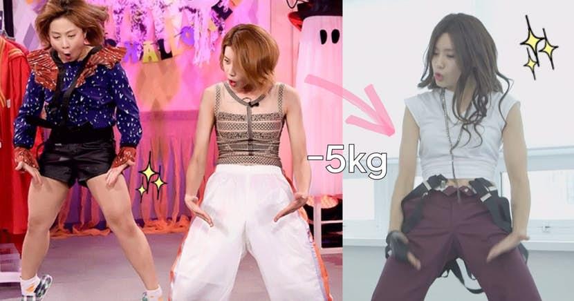 보면서 웃기만 했던 Y댄스가 다이어트에 효과적이래!